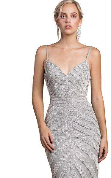 Andrea and Leo A0253 Silver