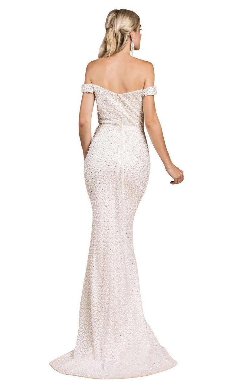 Andrea and Leo A0377 Ivory/Nude