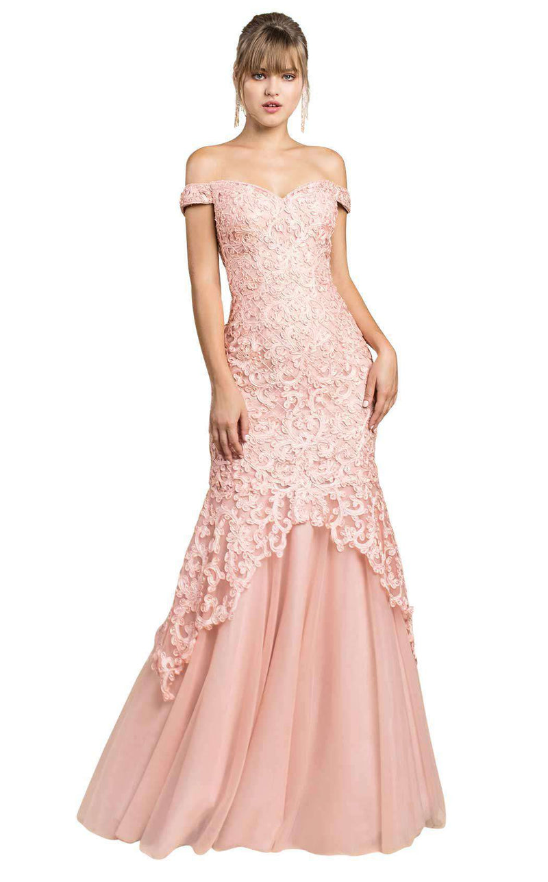 Andrea and Leo A0401 Blush