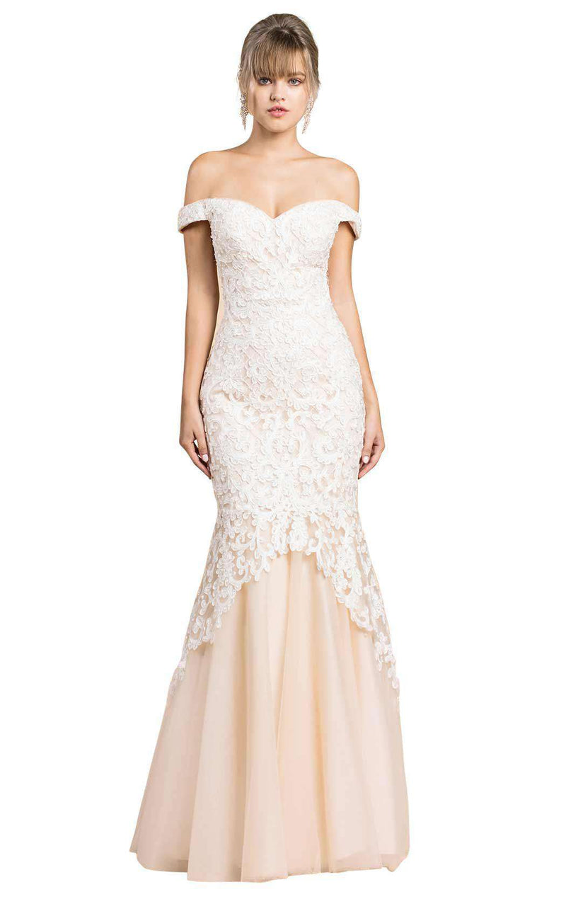 Andrea and Leo A0401 Ivory/Nude