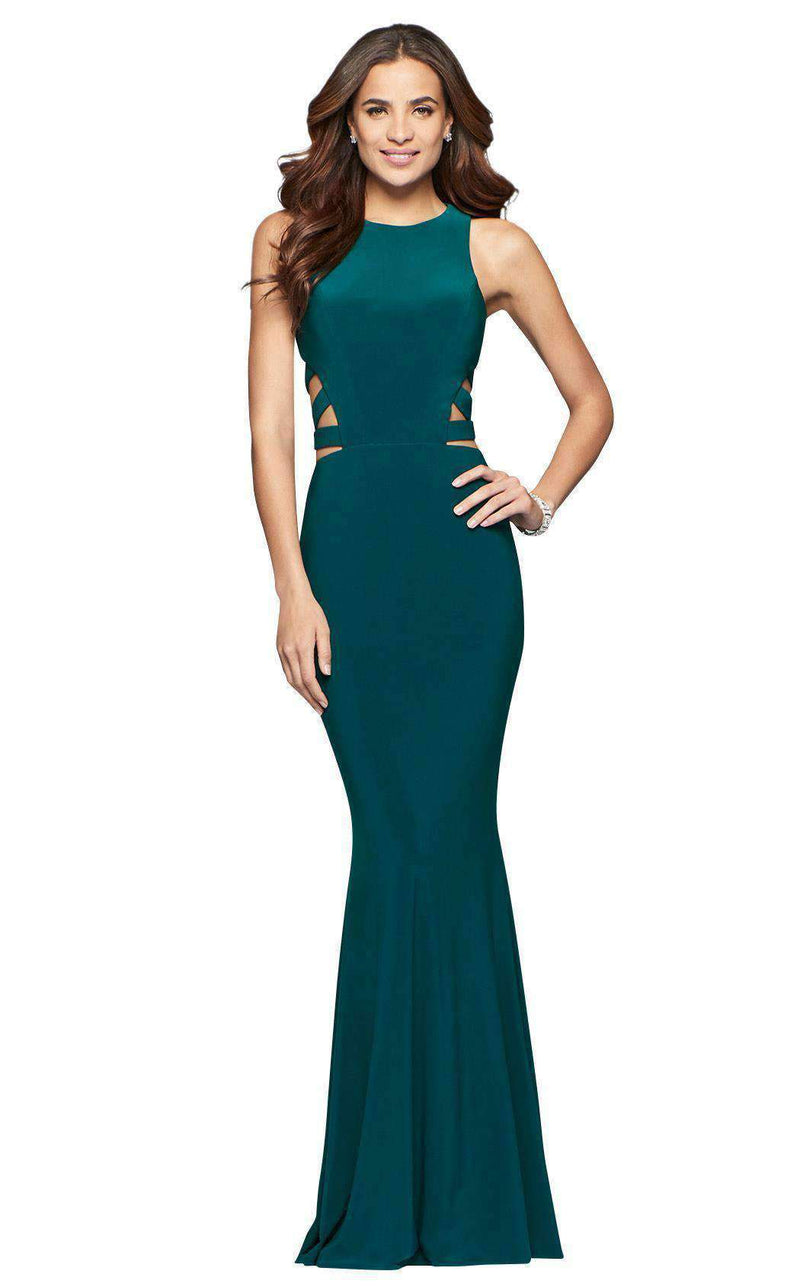 Faviana 8018 Forest Green