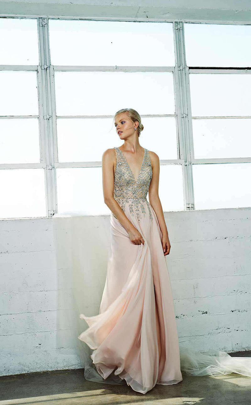 Andrea and Leo A0481 Blush