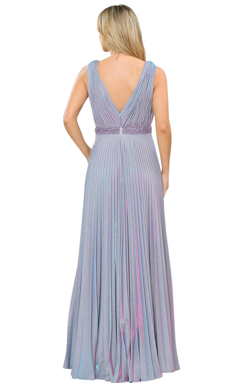 PolyUSA 8600 Dress Lavender