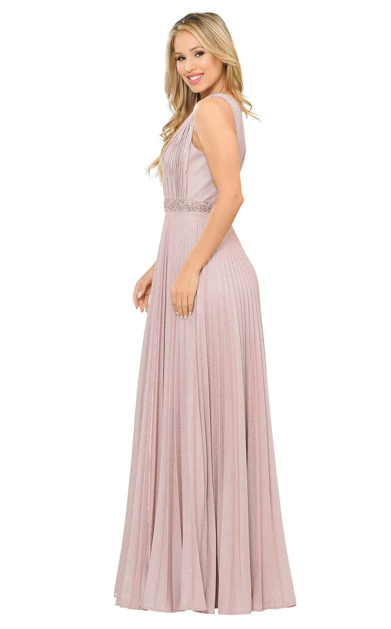 PolyUSA 8600 Dress Rose-Gold