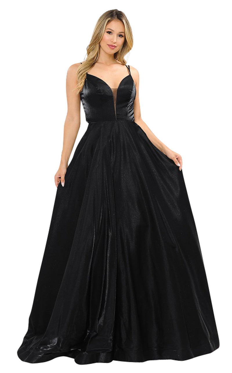 PolyUSA 8644 Dress Black
