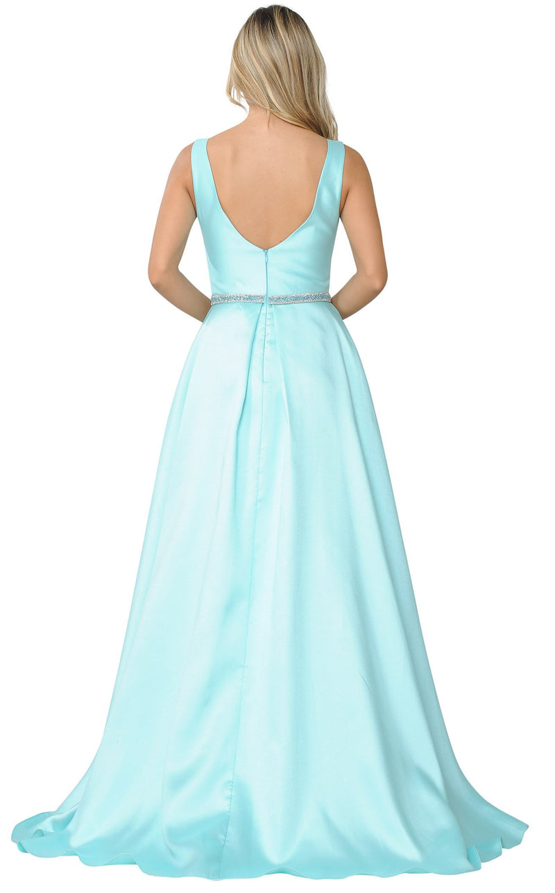 PolyUSA 8678 Dress Mint