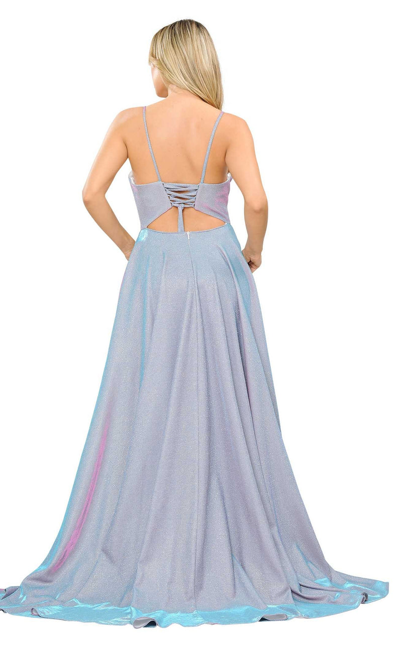 PolyUSA 8700 Dress Lavender