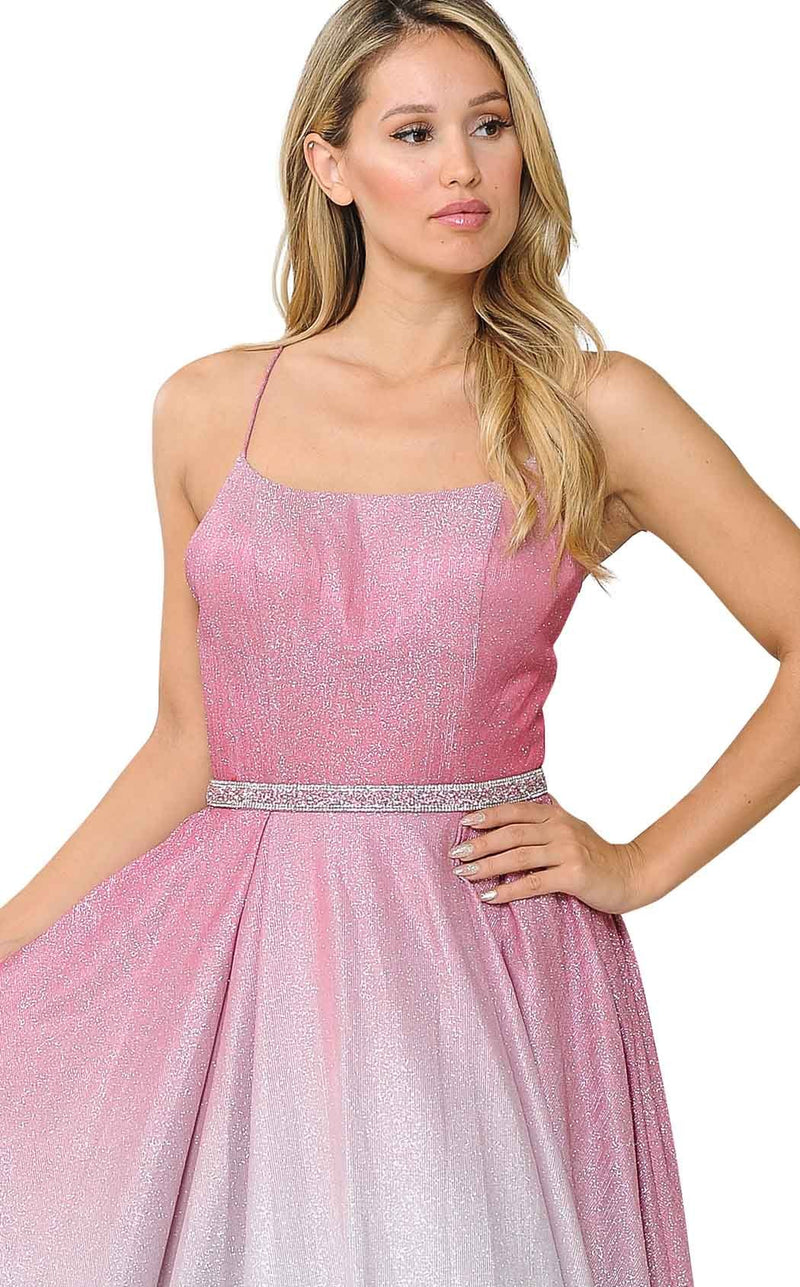 PolyUSA 8708 Dress Rose