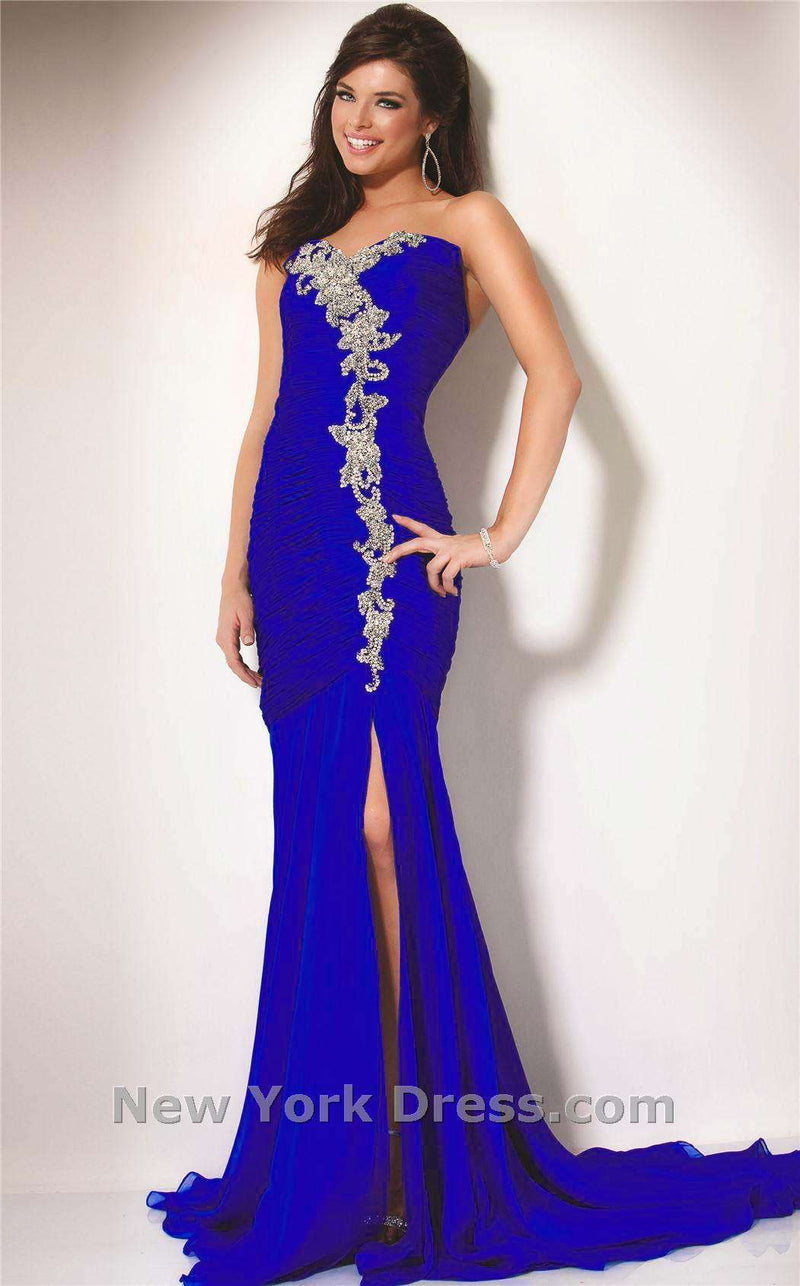Jovani 7209 Royal