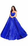 Tarik Ediz 93711 Royal-Blue