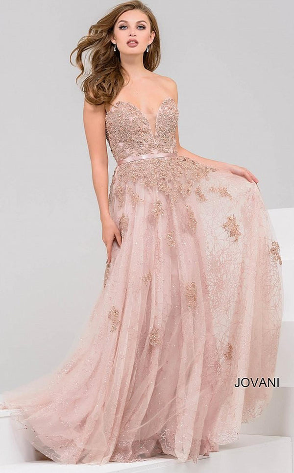Jovani 93765bg Dress Cafe