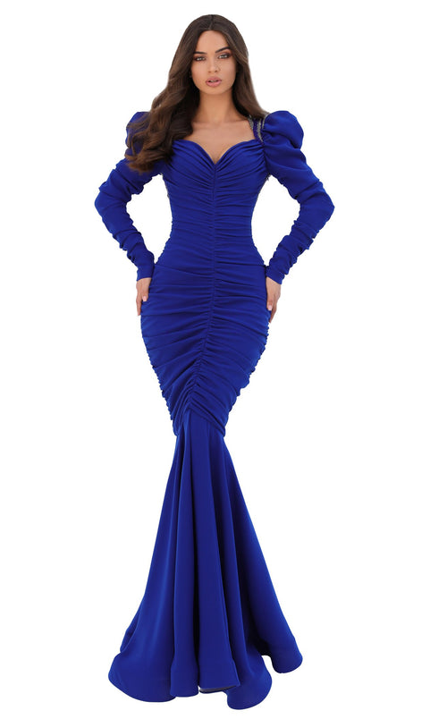 Tarik Ediz 93883 Royal-Blue