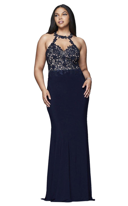 Mac Duggal Fabulouss 77308F Dress