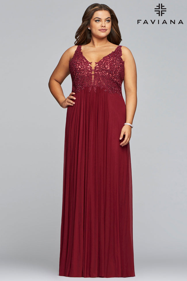 Faviana 9428 Dress