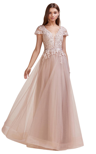 Andrea And Leo A0673 Rose-Gold