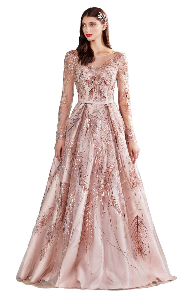 Andrea and Leo A0757 Dress