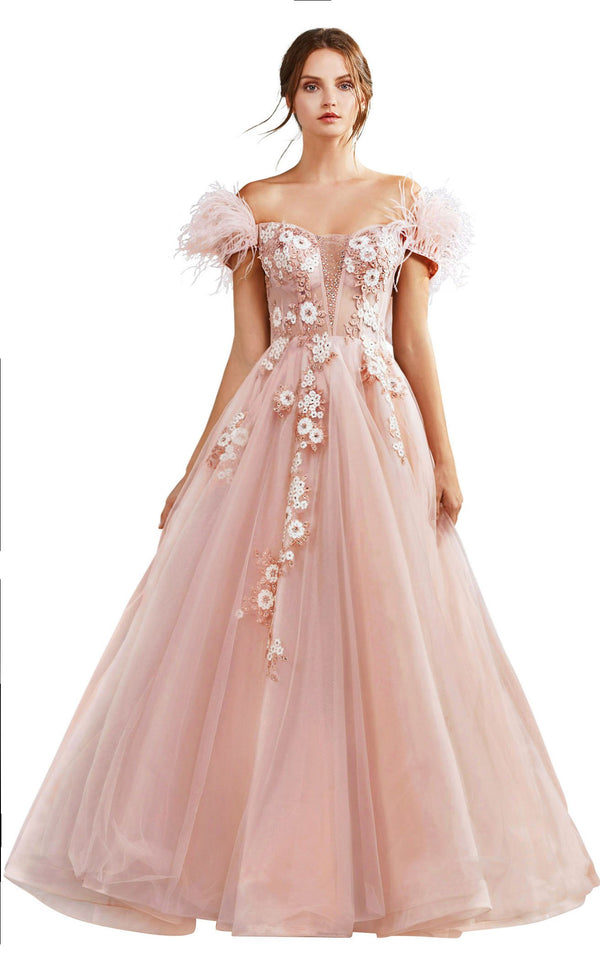 Andrea and Leo A0896 Dress