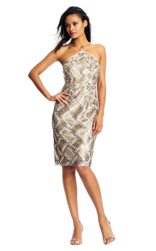Exclusive Aidan Mattox Dresses - wide size chart, sale. Buy dresses ...