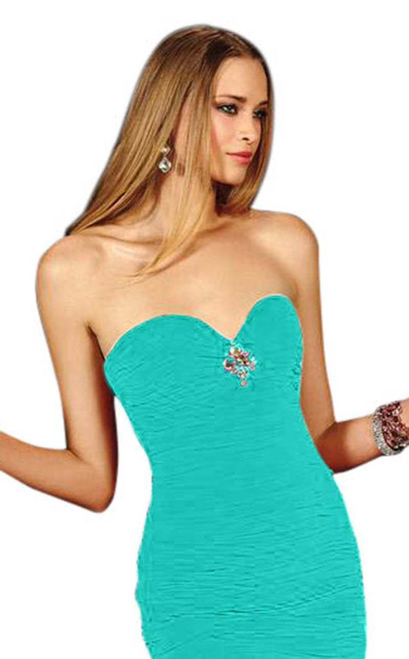 Alyce 4387 Turquoise