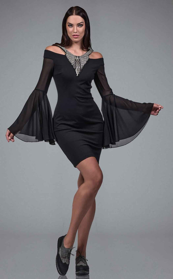 Faust B3076 Dress Noir