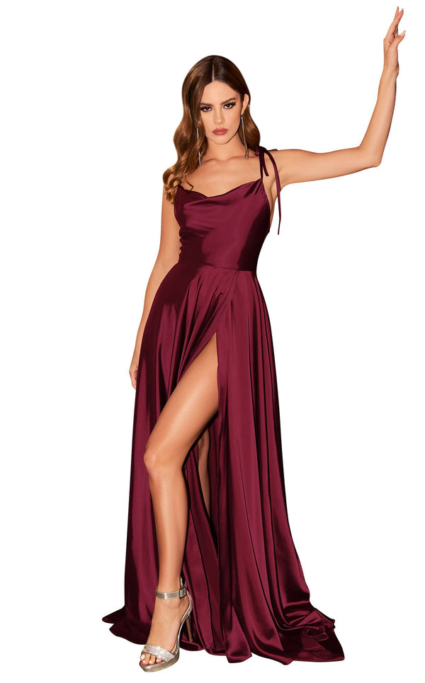 Cinderella Divine BD104 Dress Burgundy