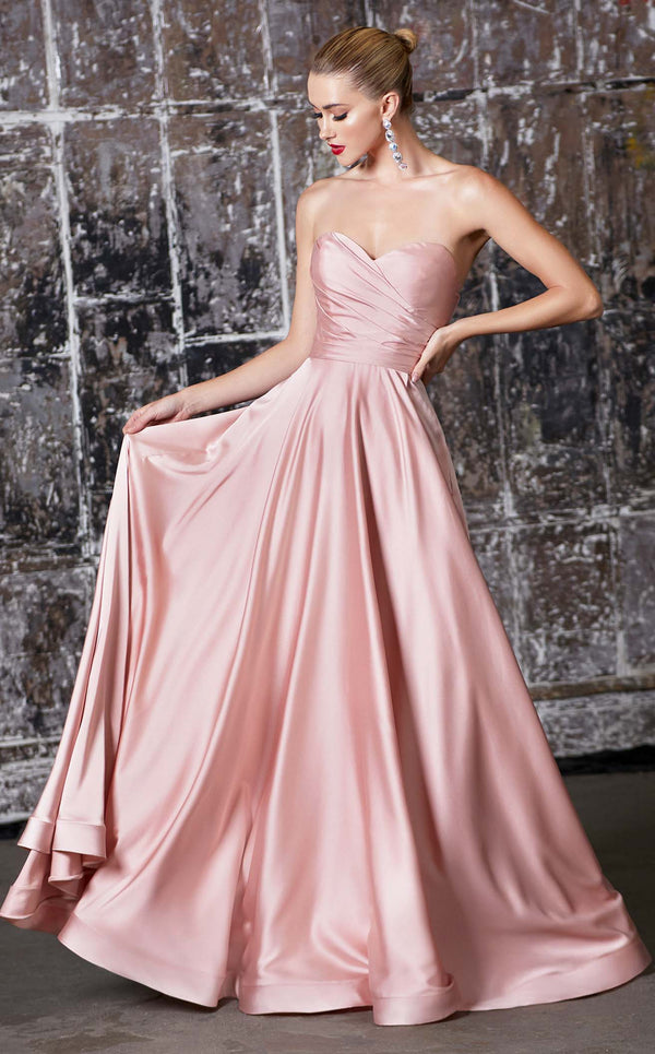 Cinderella Divine CD0165 Dress Blush