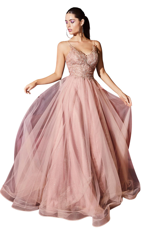 Cinderella Divine CD899 Dress Blush