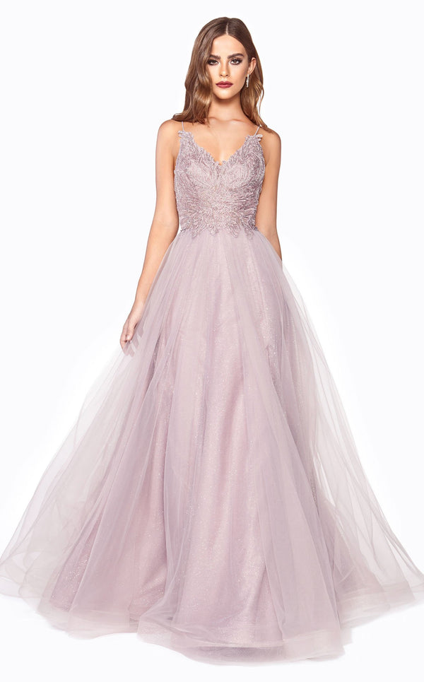 Cinderella Divine CD899 Dress Mauve