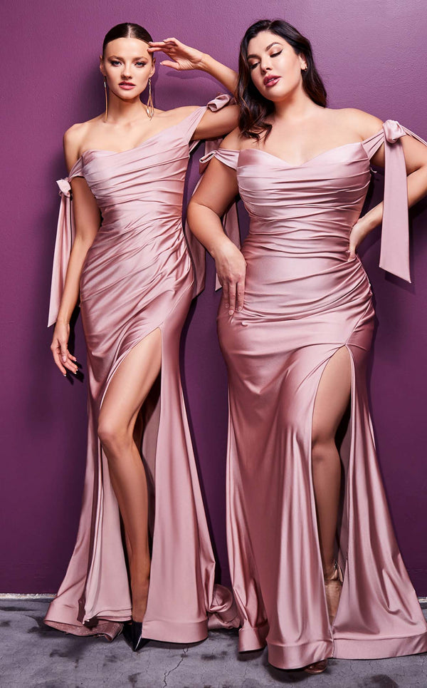 Cinderella Divine CD943 Dress Mauve