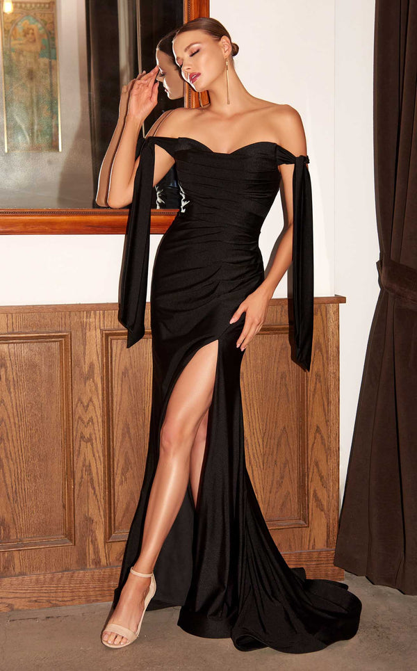 Cinderella Divine CD943 Dress Black