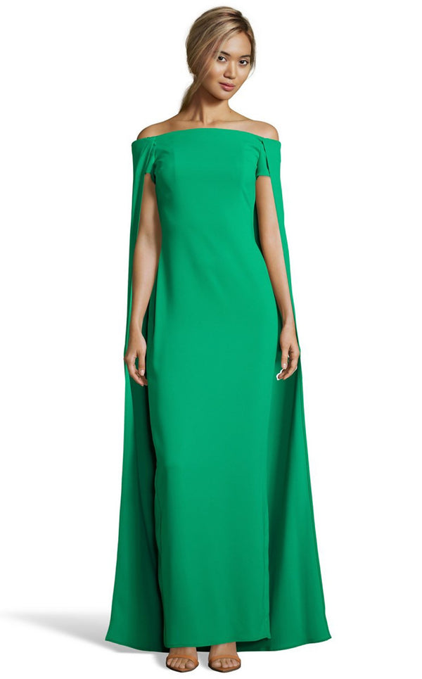 Issue NY D303L Dress Emerald