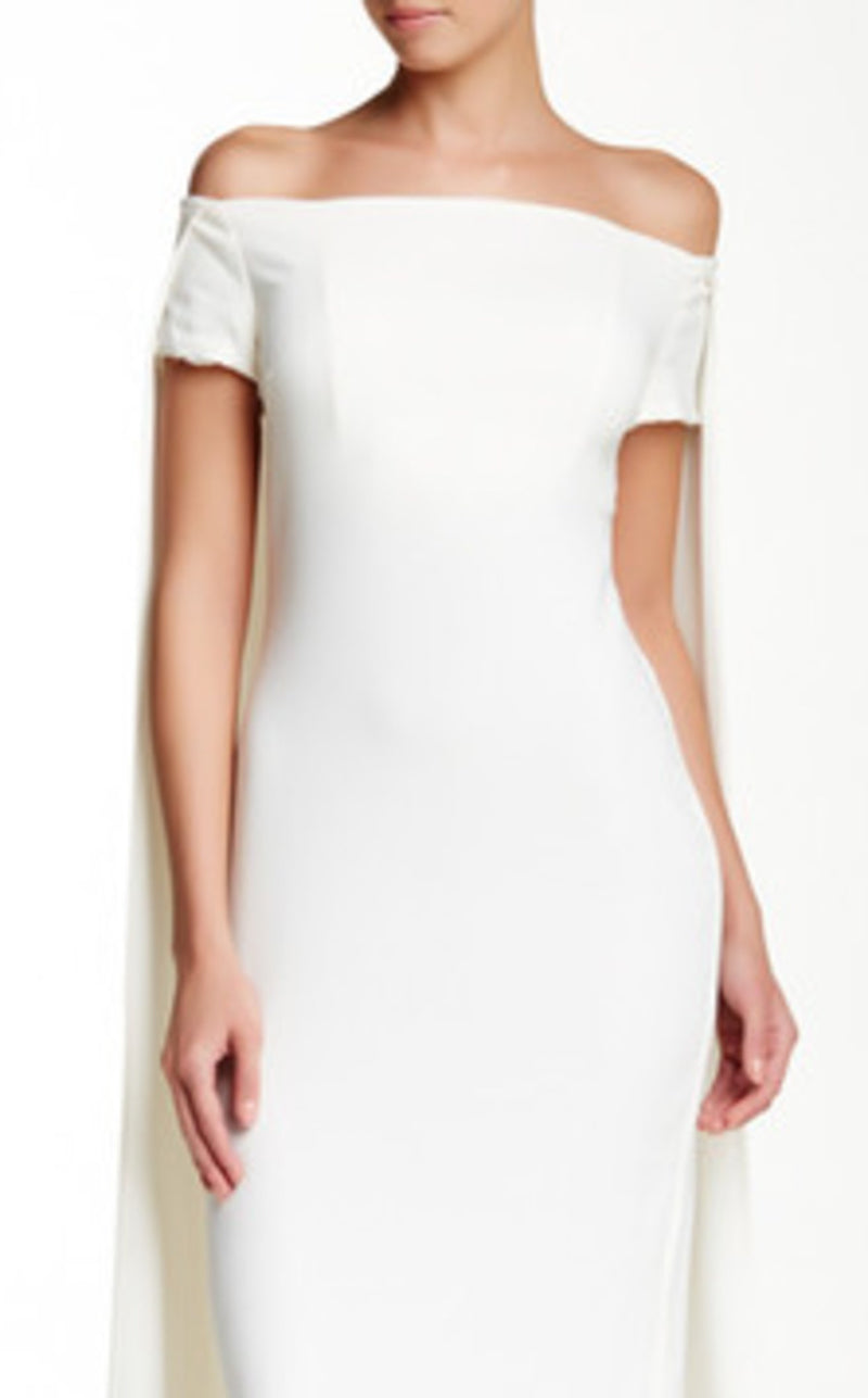 Issue NY D303L Dress Ivory