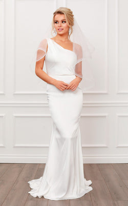 Nox Anabel E483 Dress White