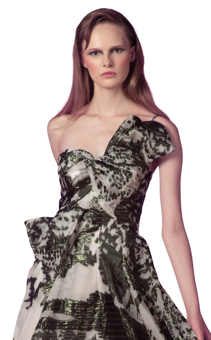 Beside Couture ED1573LD Dress Olive