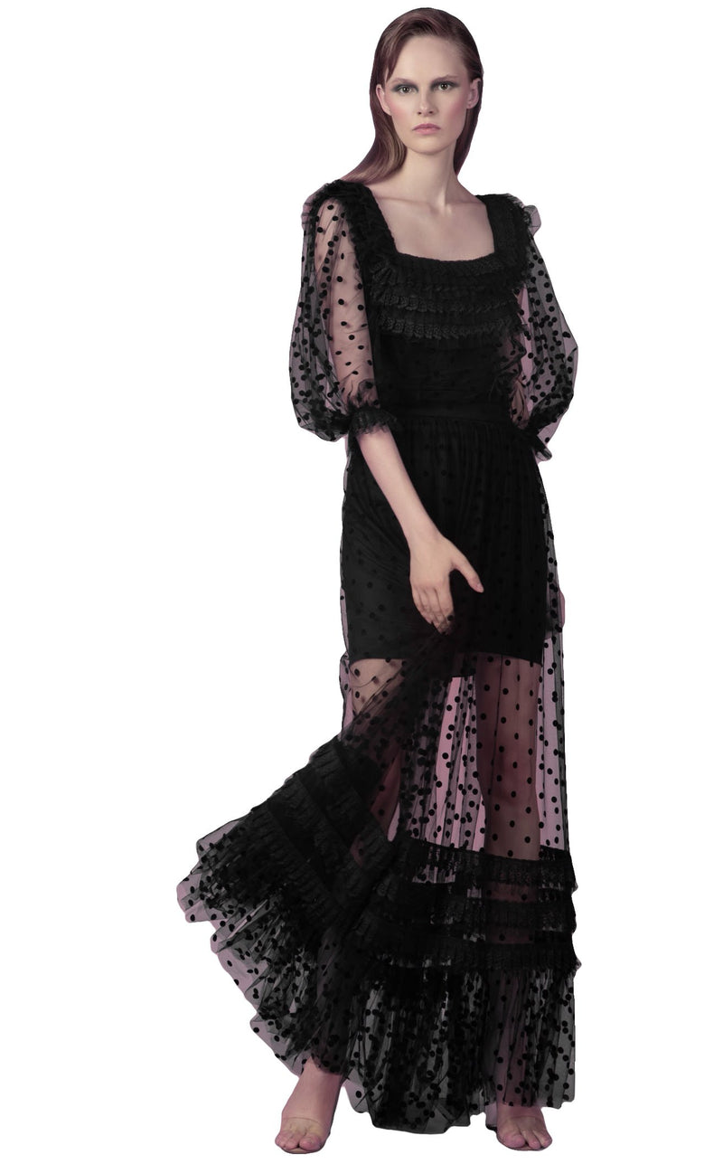 Beside Couture ED161110LK Dress Black