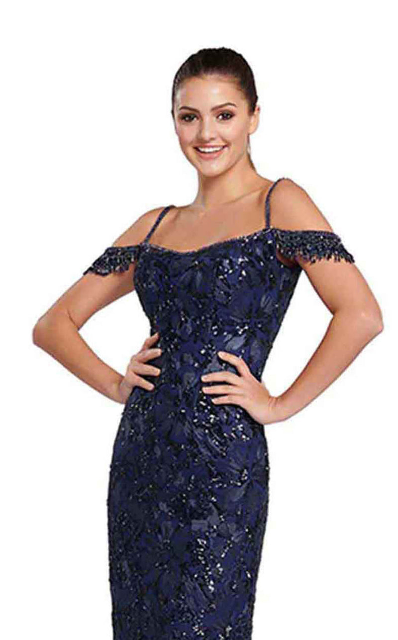 Ellie Wilde EW119157 Dress