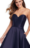 Ellie Wilde EW119186 Navy-Blue