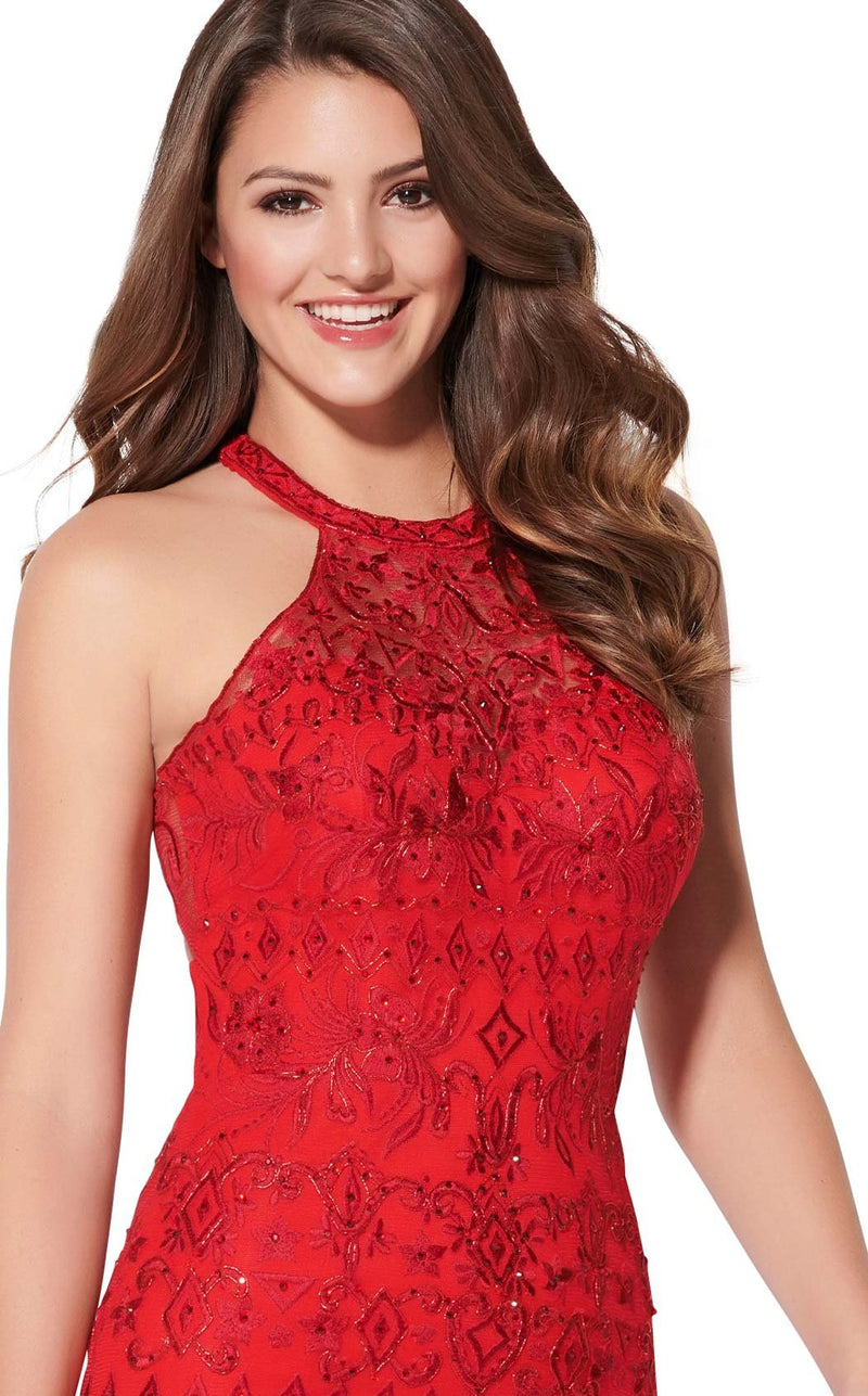 Ellie Wilde EW21906S Red