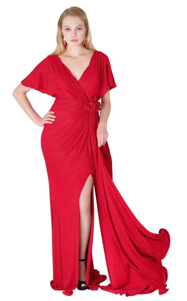 MNM Couture F4595 Red