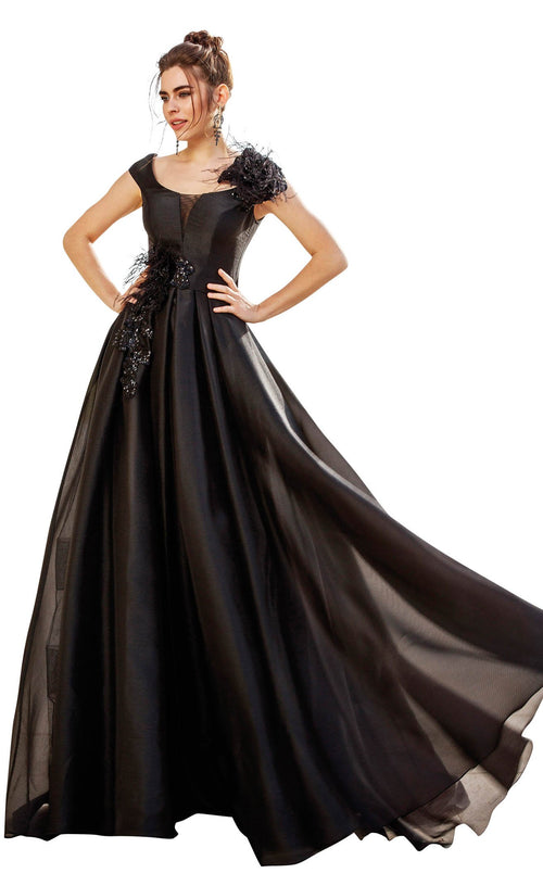 MNM Couture F4992 Dress