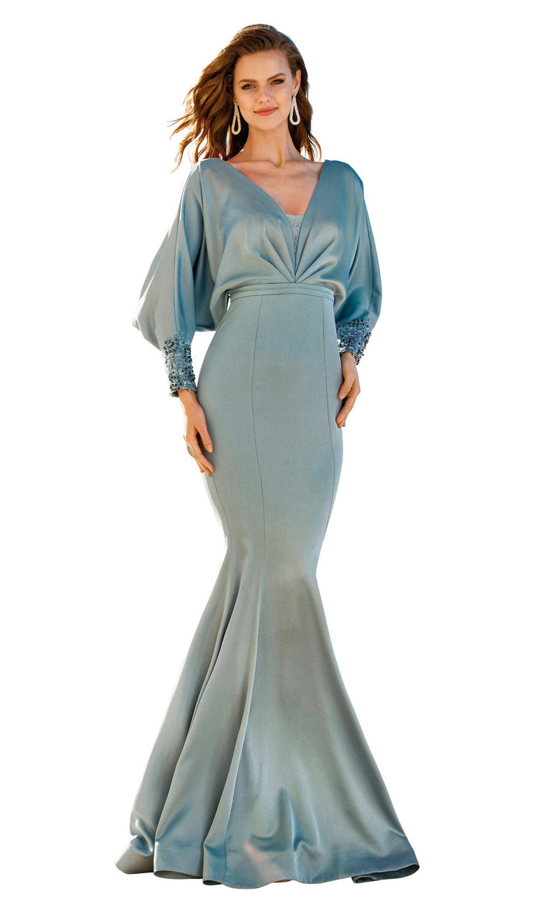 MNM Couture F6113 Blue