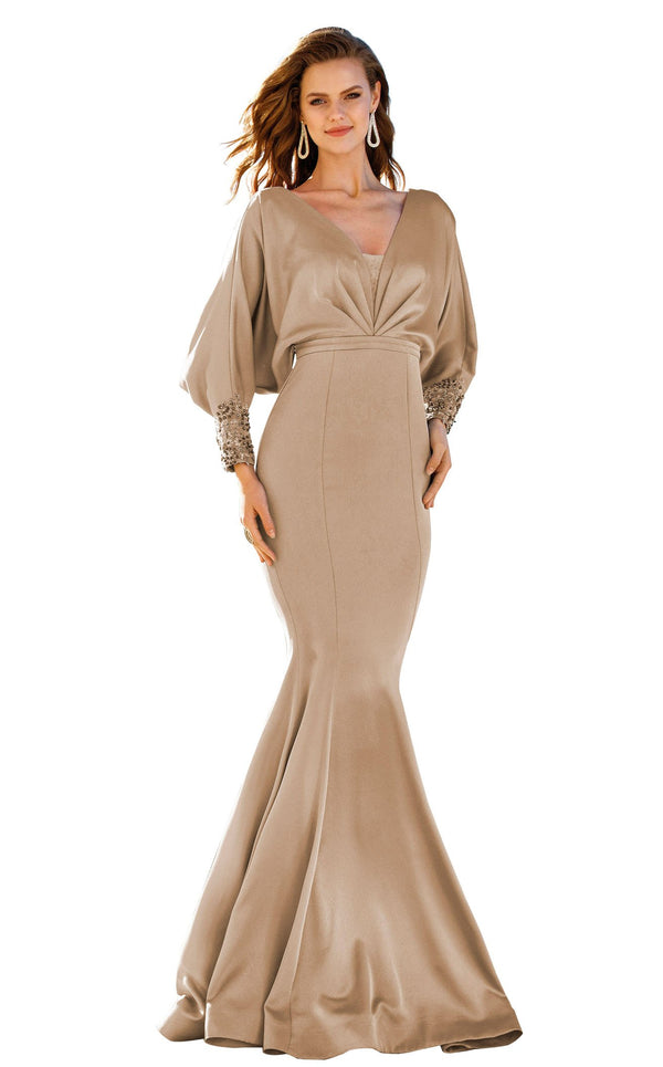 MNM Couture F6113 Nude