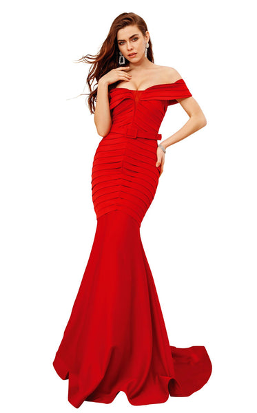 MNM Couture F6181 Red