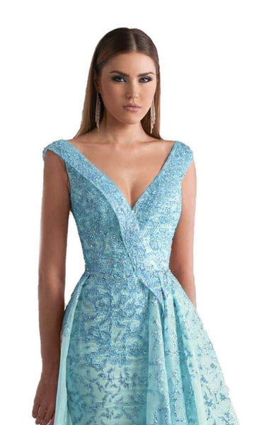 Azzure Couture 1039 Turquoise