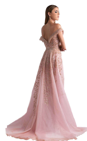 Azzure Couture 1039 Blush