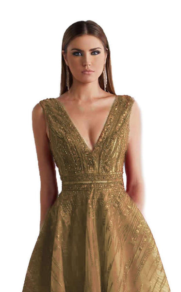 Azzure Couture 1047 Gold