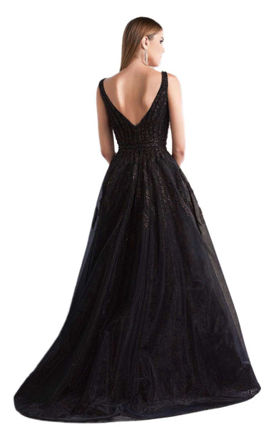 Azzure Couture 1053 Black Black