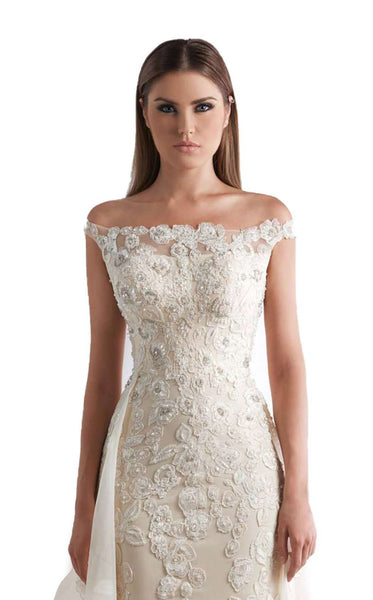 Azzure Couture 1073 Beige
