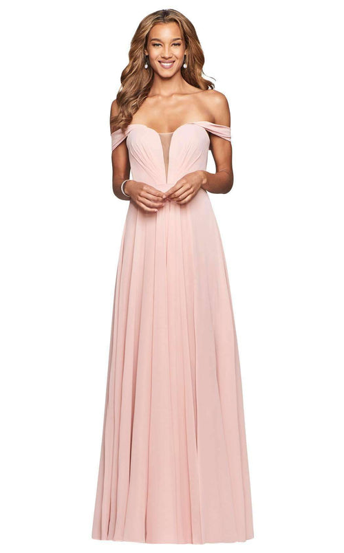 All colors of women\'s fashion with Faviana Glamour Dresses ...