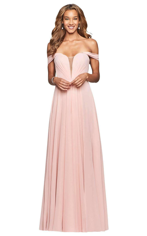 Faviana 8088 Dusty Pink